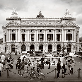 The Palais Garnier by Viktor Korostynski (vikkor)) on 500px.com