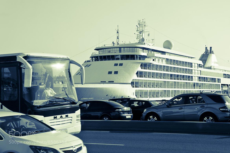 Photograph Traffic by Roman Arkhipov on 500px