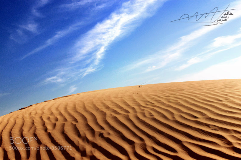 Photograph Desert AlAin by Khalid Aldarae on 500px
