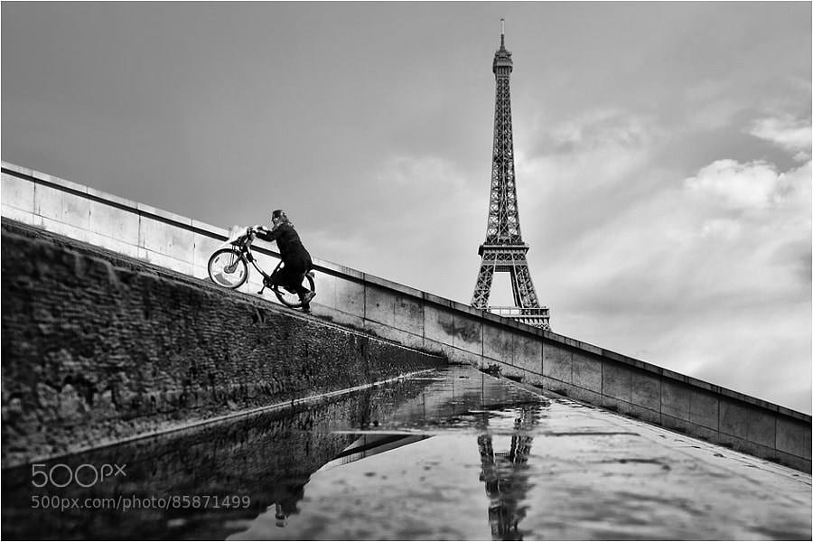 Photograph Paris by Kai Ziehl on 500px