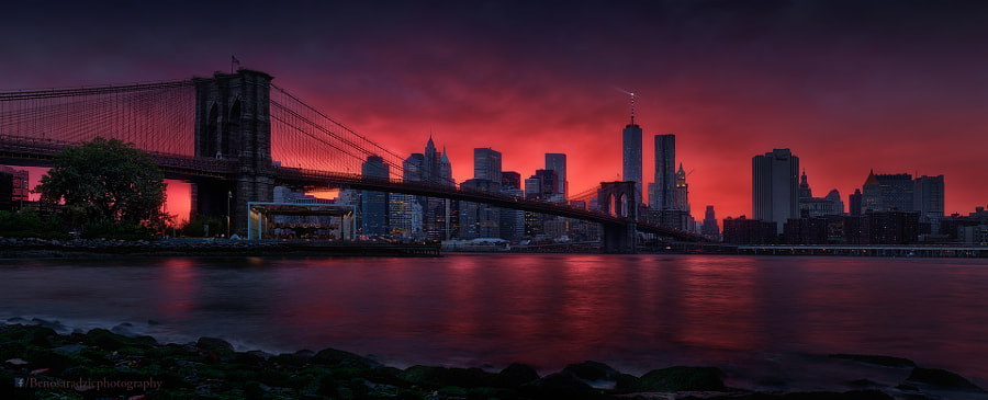 Photograph BROOKLYN BRIDGE by Beno Saradzic on 500px