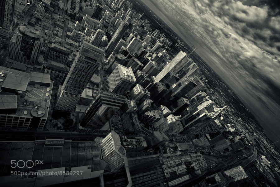 Photograph The View from CN Tower III by Roland Shainidze on 500px