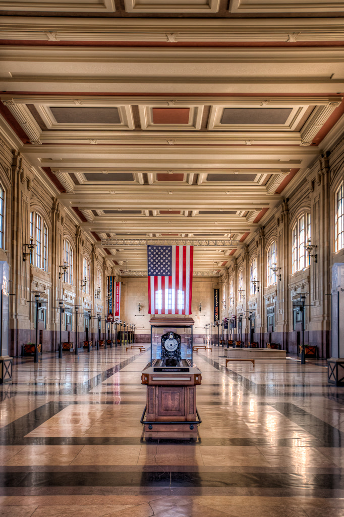 Photograph Union Station Kansas City, MO by  W Brian Duncan on 500px
