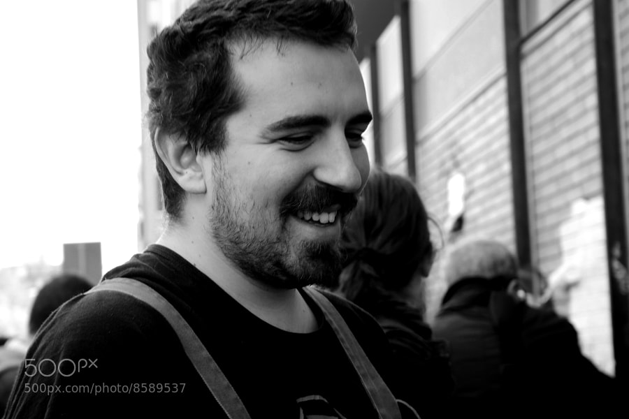 Photograph Giuseppe by Francesca Calamita on 500px