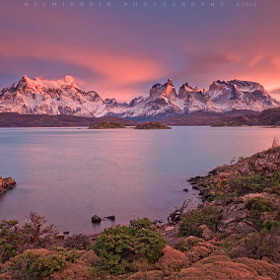 Pehoe,Chile by Helminadia Ranford (Helminadia_Ranford)) on 500px.com