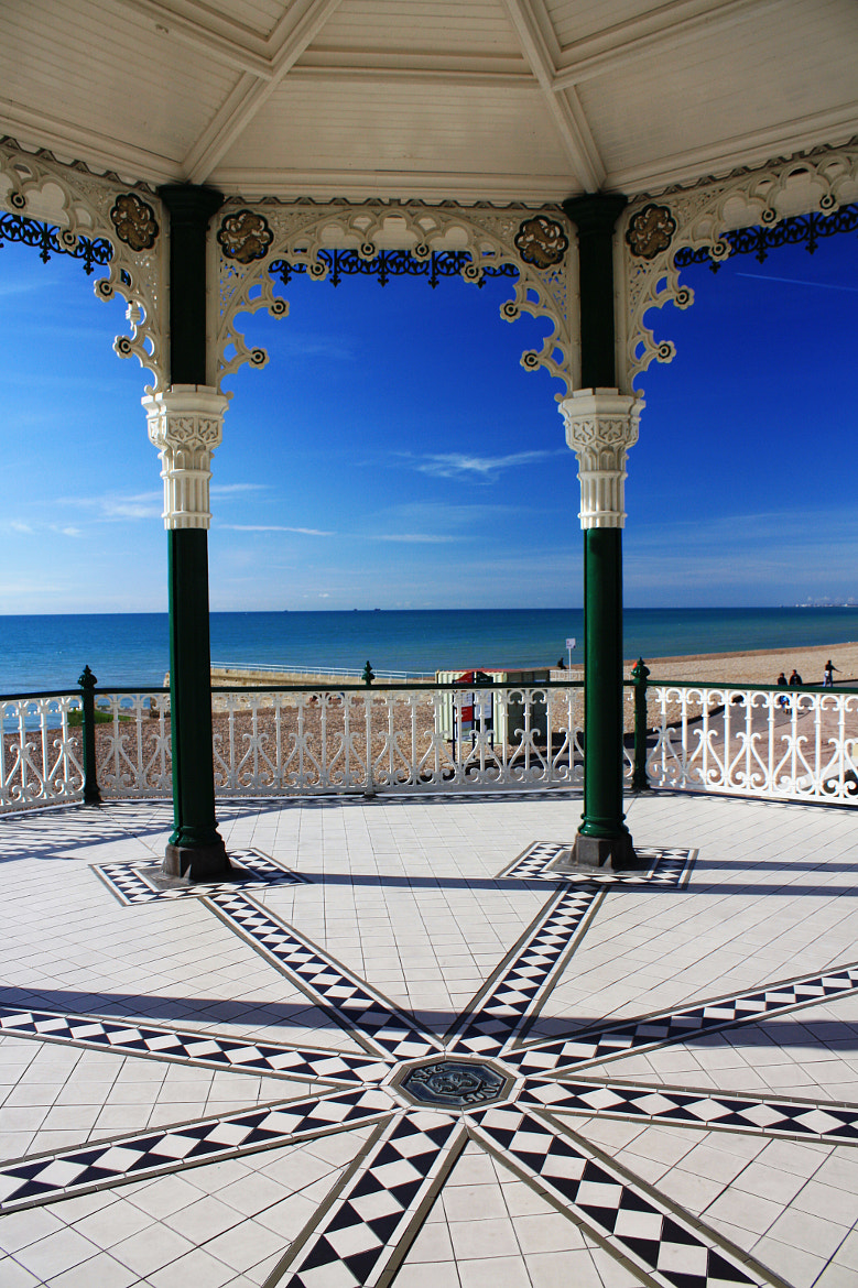 Photograph Brighton Bandstand by Leanne Ward on 500px