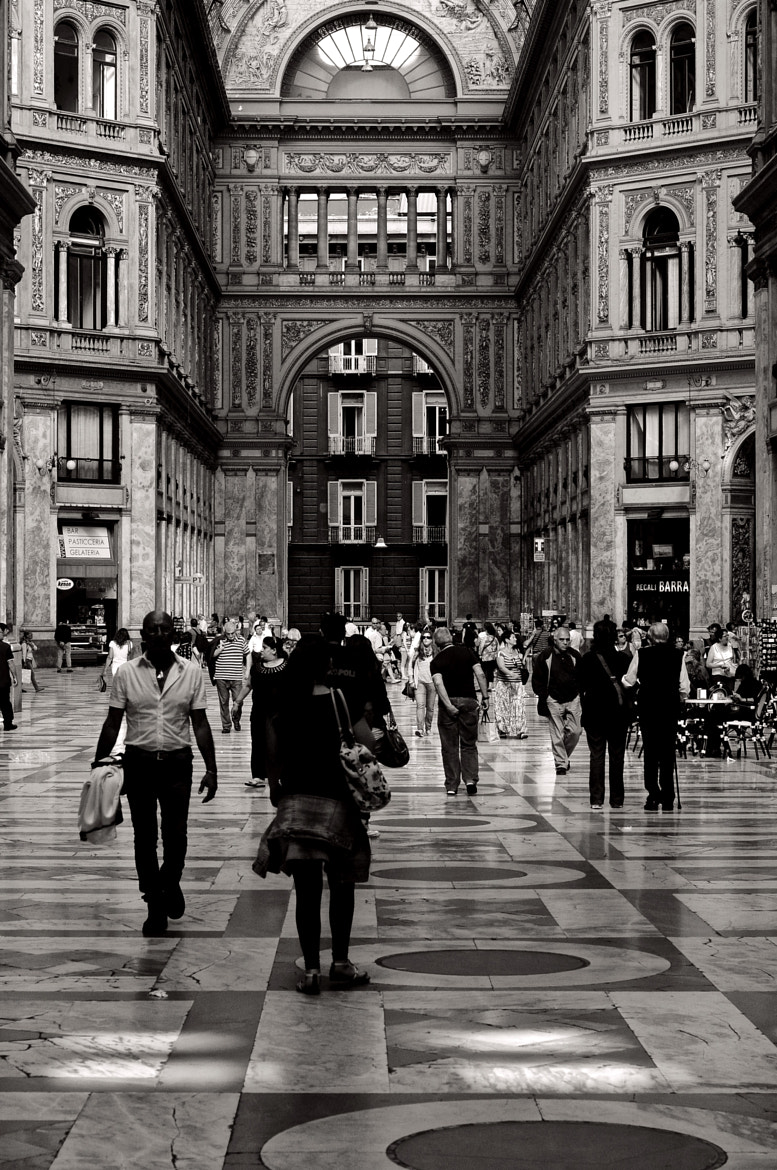 Photograph Galleria Umberto Naples by lino giannone linovale on 500px