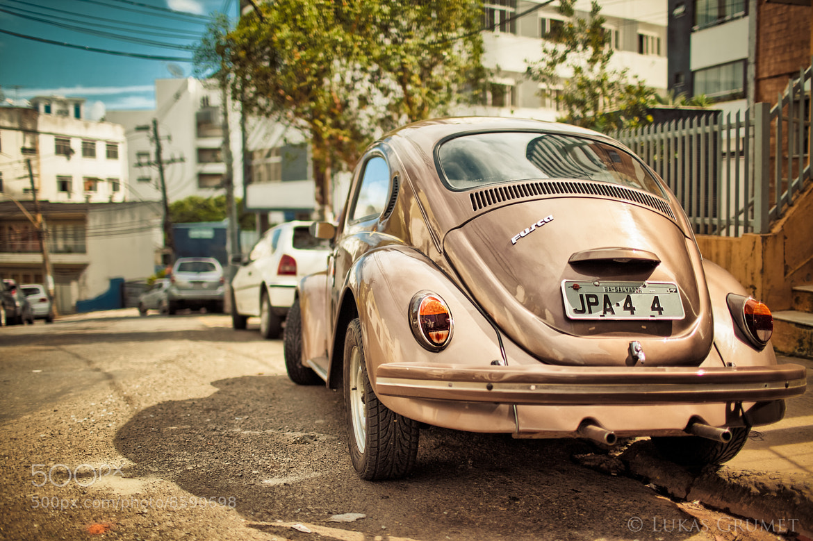 Photograph VW in South America Part V by Lukas Grumet on 500px