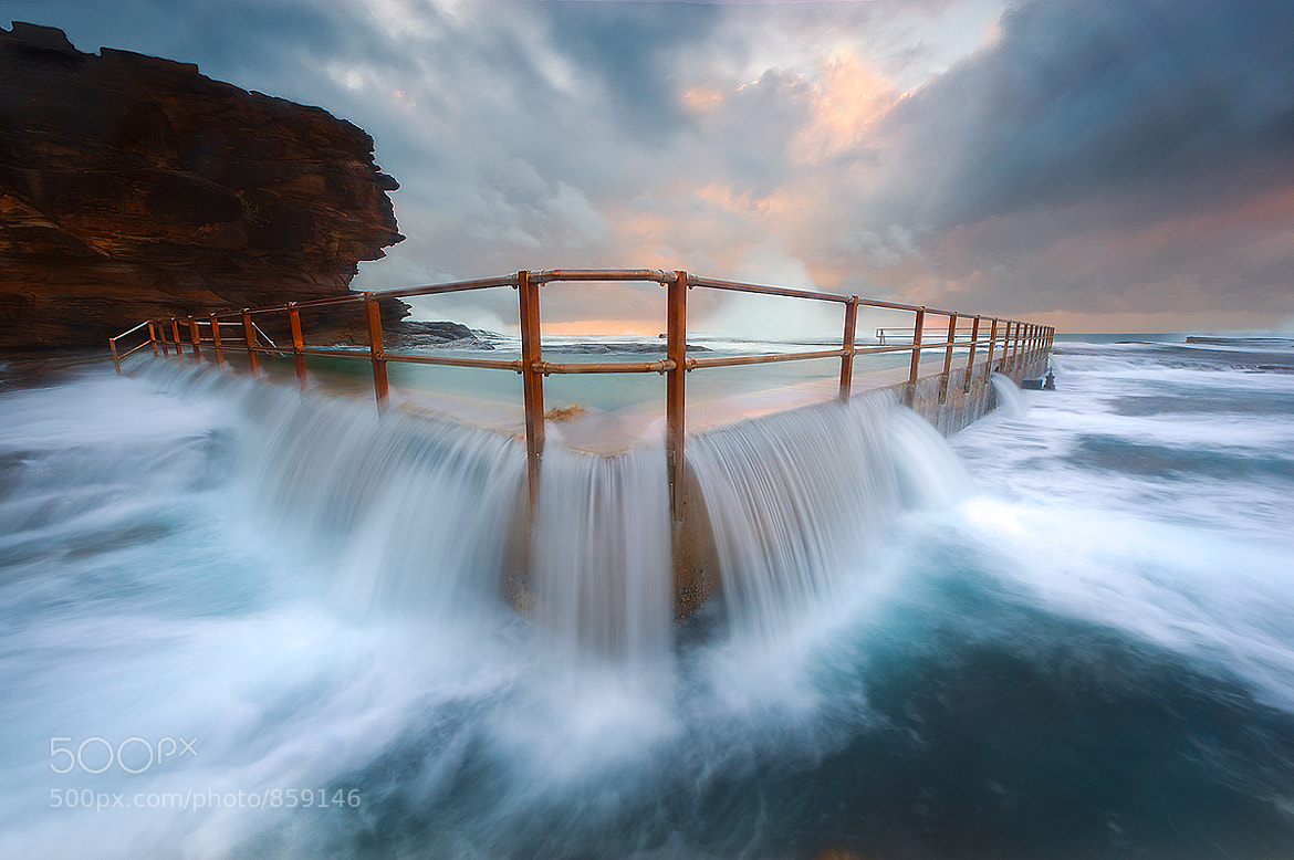 Photograph The Rock Pool by OaKy Isra on 500px