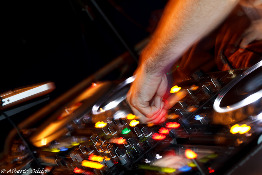 Photograph DJ, Blow my Speakers Up! by Alberto Oddo on 500px