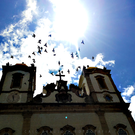 Bonfim's Church Salvador, Bahia - Brazil
