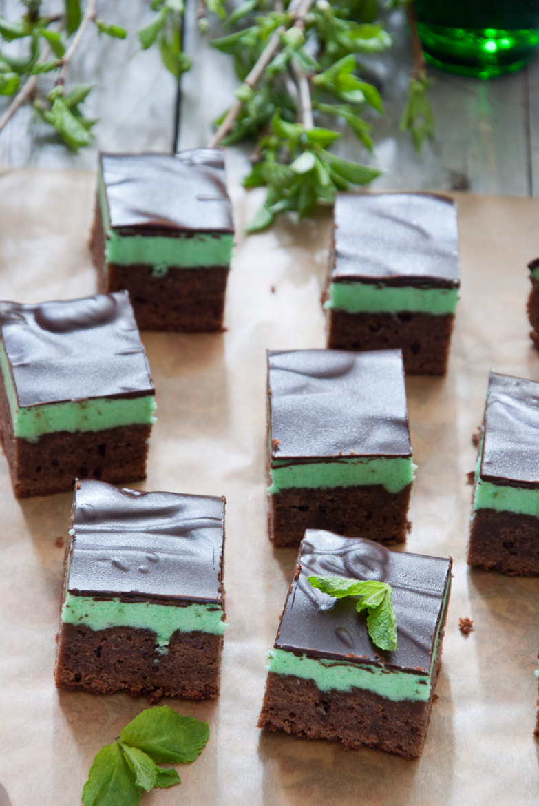 Photograph Mint Brownies by letterberry on 500px