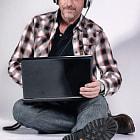 Promotional shot for DJ Tim Jones  http://www.timjonesmusic.co.uk/