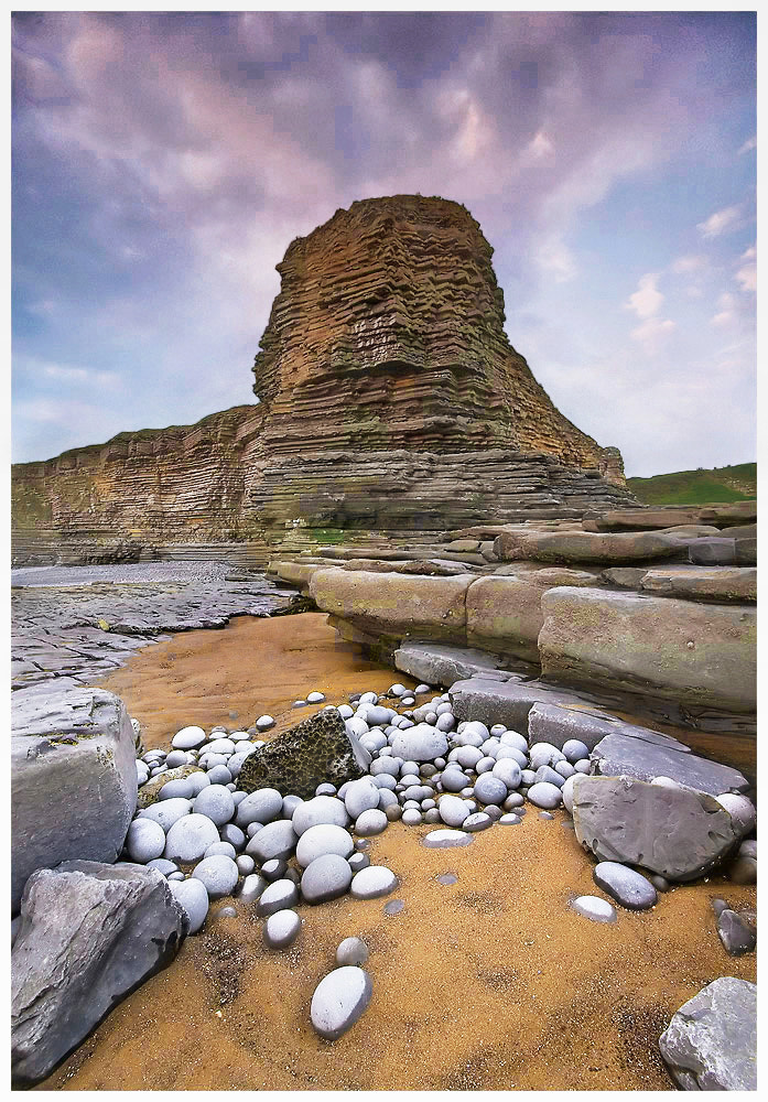 Photograph Nash Point by Geoffrey Baker on 500px
