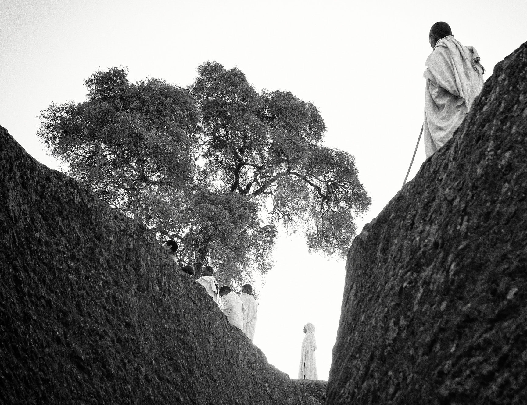 Photograph Sunday Service, Ethiopia by Roy Zipstein on 500px