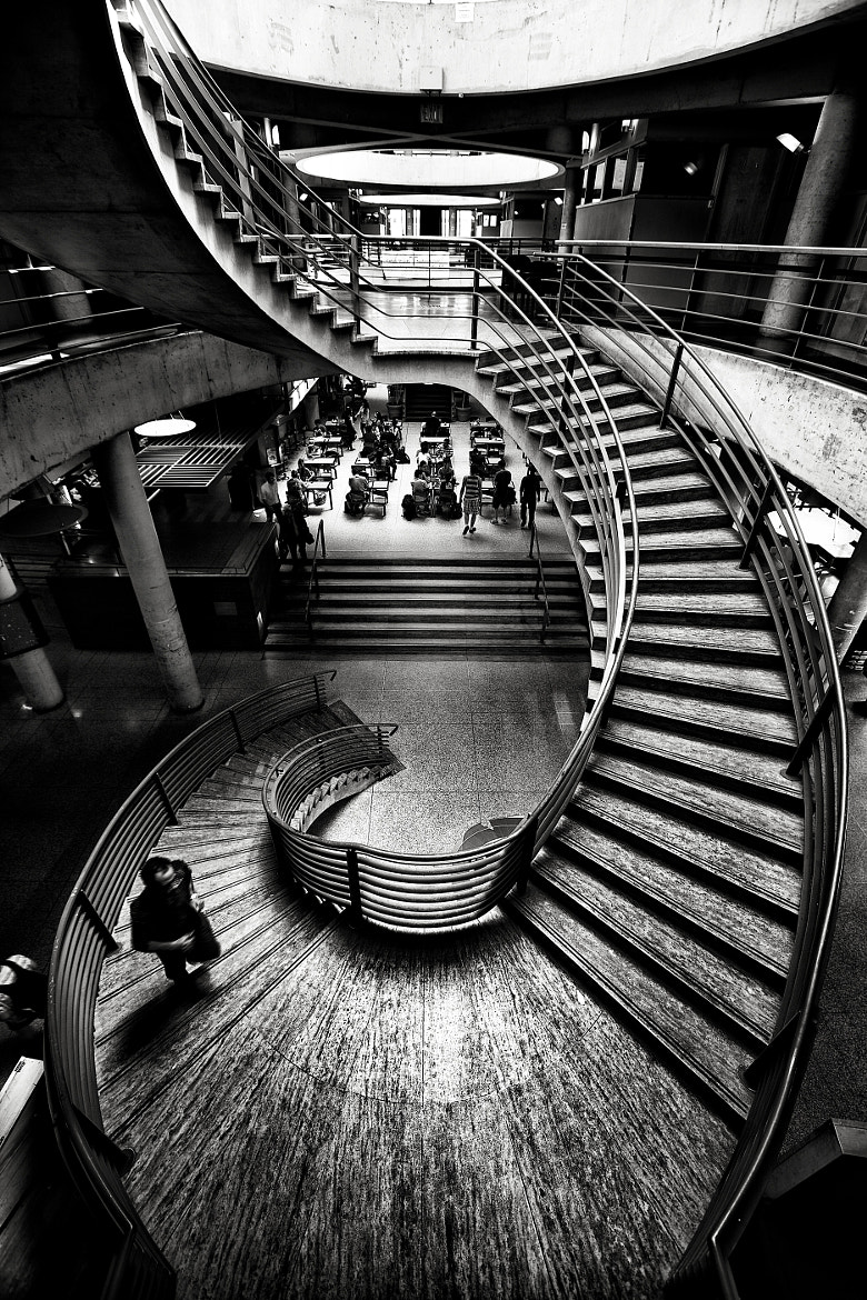Photograph York Student Centre by Alex Bruce on 500px