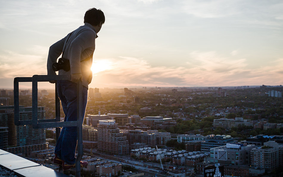 Photograph Look out by Roof Topper on 500px
