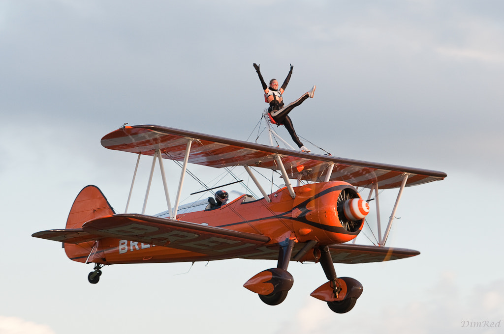 Photograph Breitling Wingwalkers by Dimitri Alderweireld on 500px