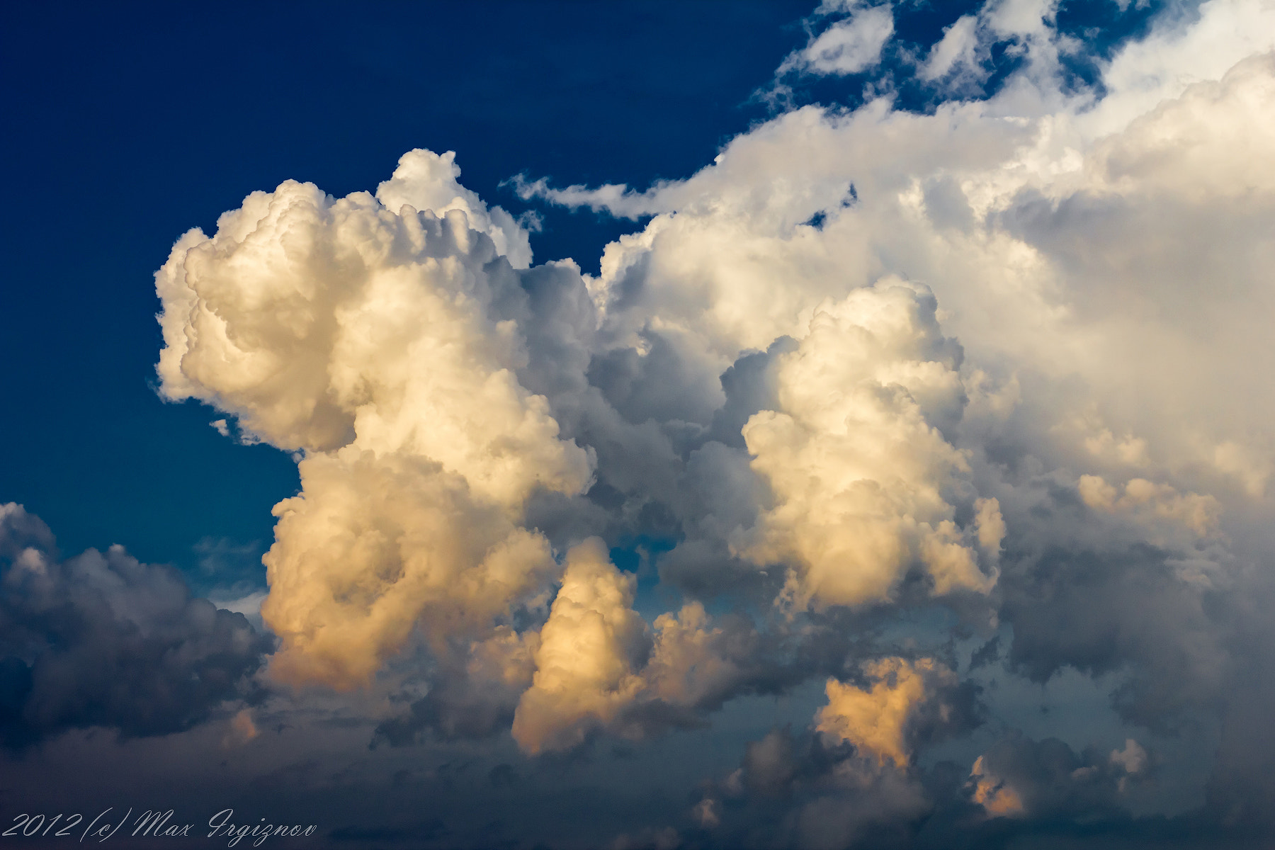 Photograph Clouds at sunset by Max Irgiznov on 500px