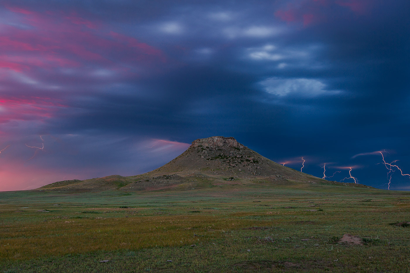 Photograph Thunder Butte by Richard Steinberger on 500px