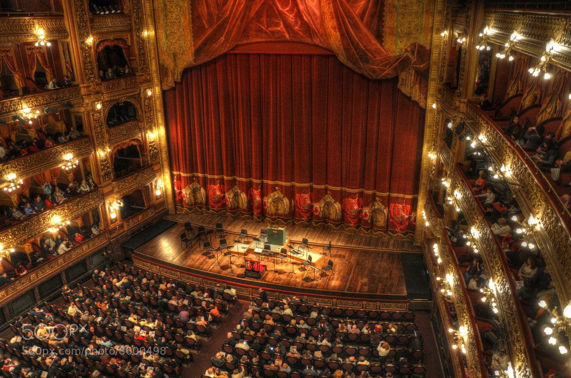 Photograph Teatro Colon, Buenos Aires by Dario Ricardo on 500px