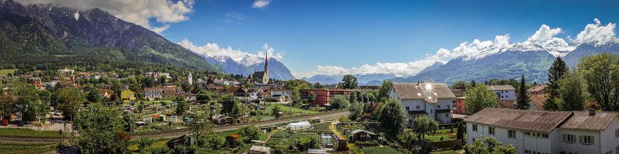 Schaan Panorama