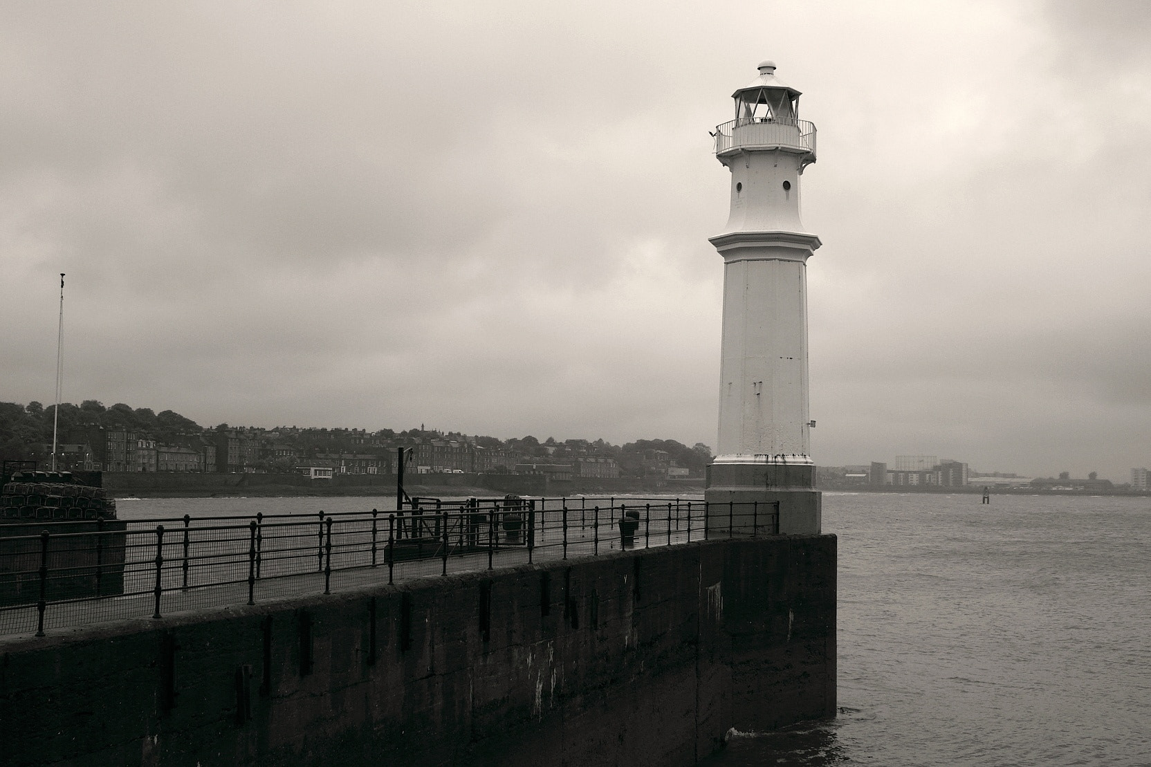 Photograph Newhaven Harbour by Carol  Gentle on 500px