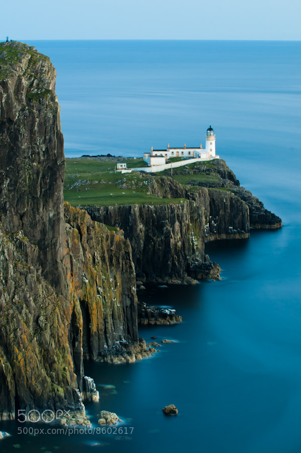 Photograph Lighthouse by Sidney Bovy on 500px