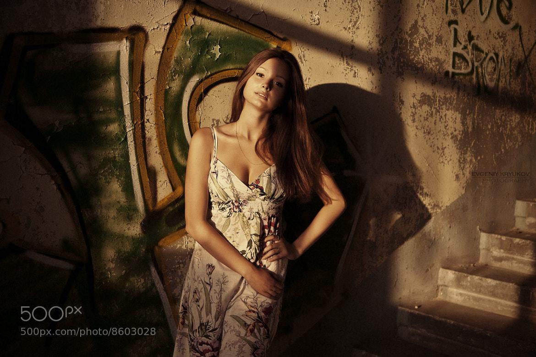 Photograph ElenaTroy by Evgeniy Kryukov on 500px