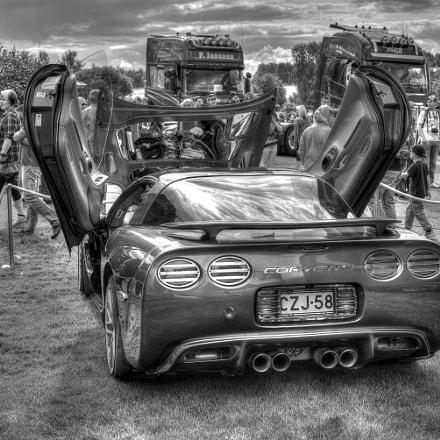 Show Corvette