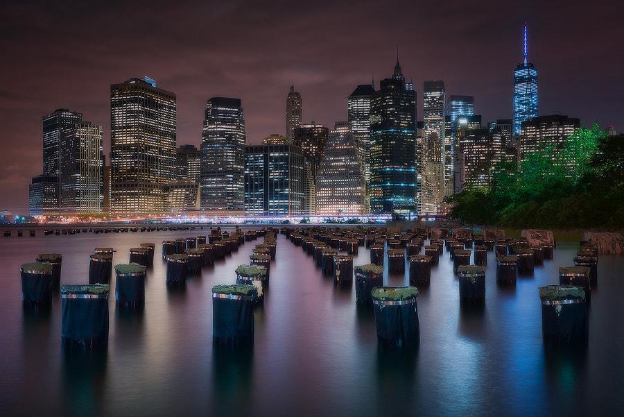 Manhattan by Marcelo Castro on 500px.com