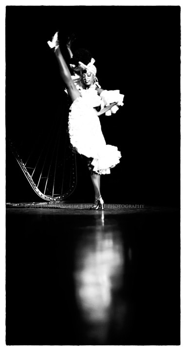 Photograph Tropicana Dancer by Dawn Angelia Lovell on 500px