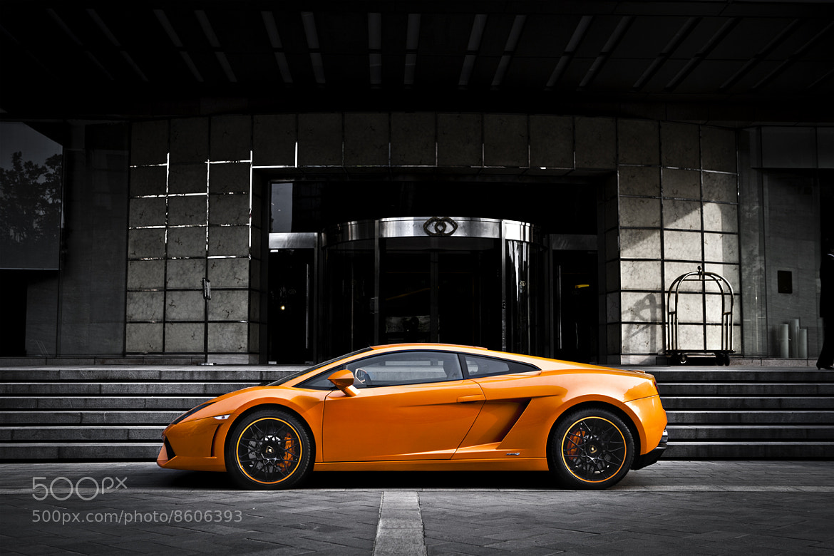 Photograph Lamborghini by Jon Stolarski on 500px