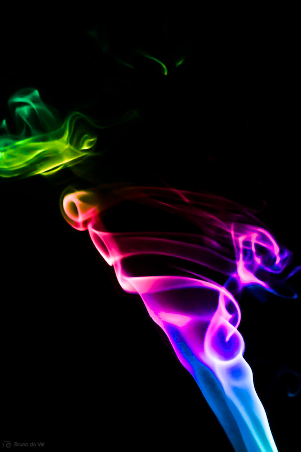 Photograph Smoke II by Bruno do Val Benes on 500px