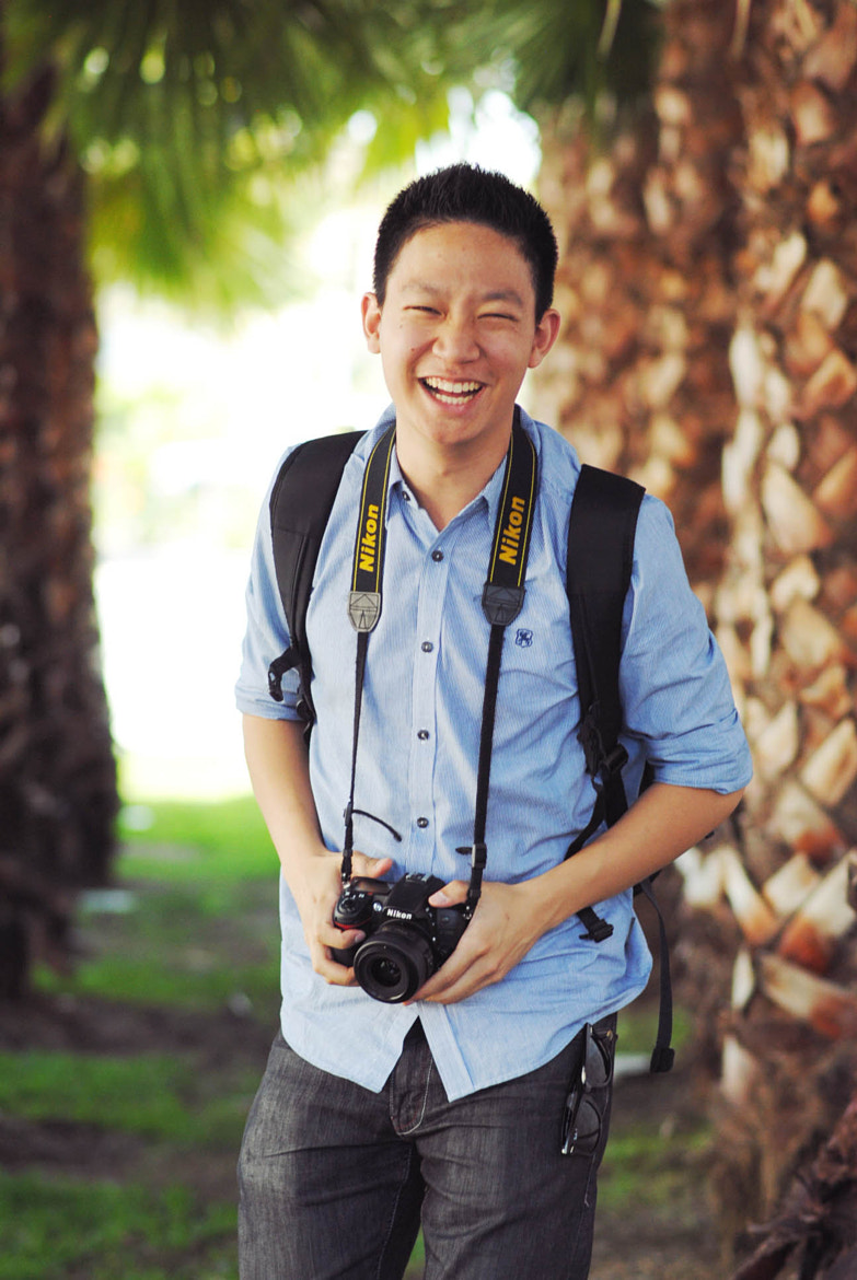 Photograph Ryan by Christine  Chen on 500px