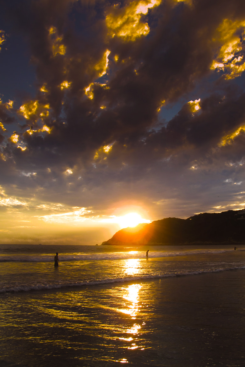 Photograph sunset Acapulco by Alfredo Baños on 500px