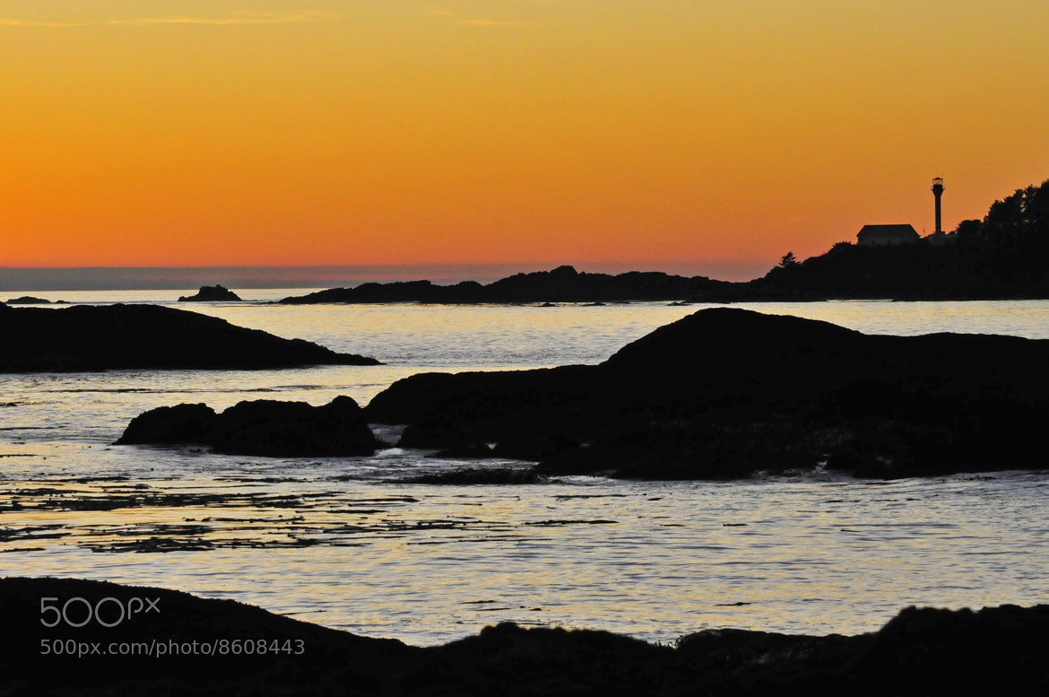 Photograph Lighthouse rocks by Duncan Speight on 500px