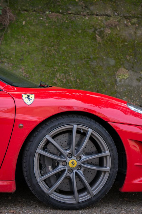 __Ferrari F430 Scuderia Wheel__