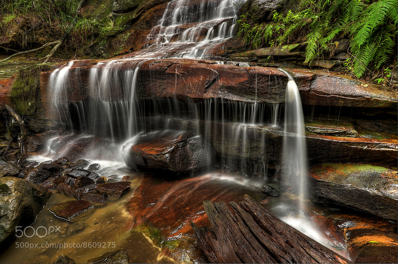 Photograph Coastal Falls. by Warren Patten on 500px