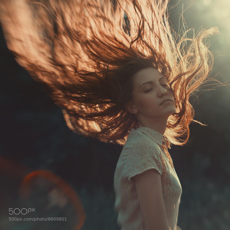 Photograph Woman sun by Dmitriy Hohlov on 500px