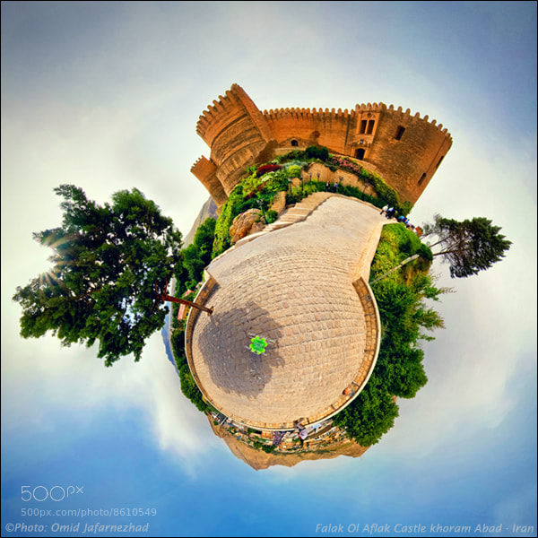 Photograph Fantastic Castle  by Omid Jafarnezhad on 500px