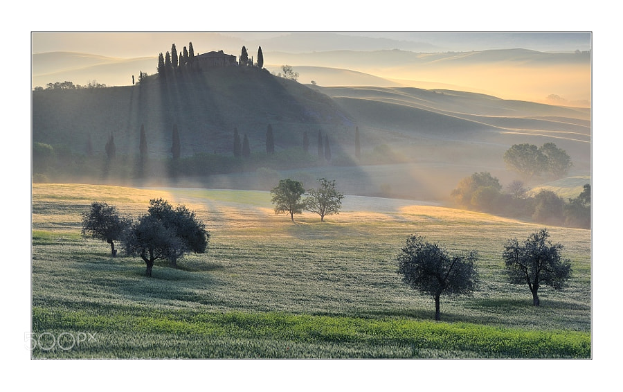 Photograph TUSCANY by Tomáš Morkes on 500px