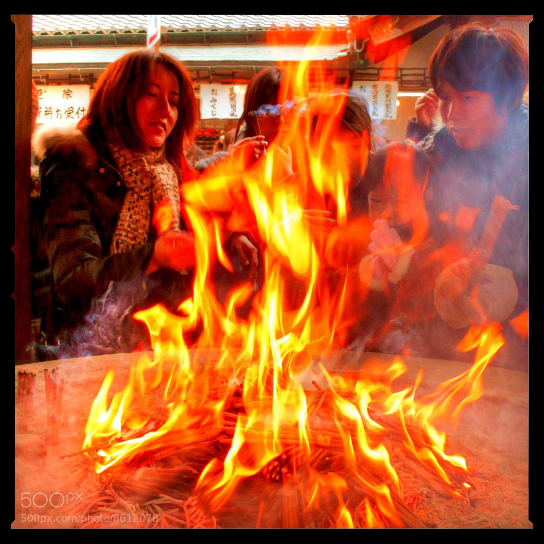 Photograph Flame by Mitsuru Moriguchi on 500px