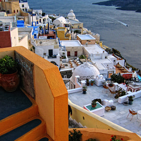 santorini by iannis lag (iannis)) on 500px.com