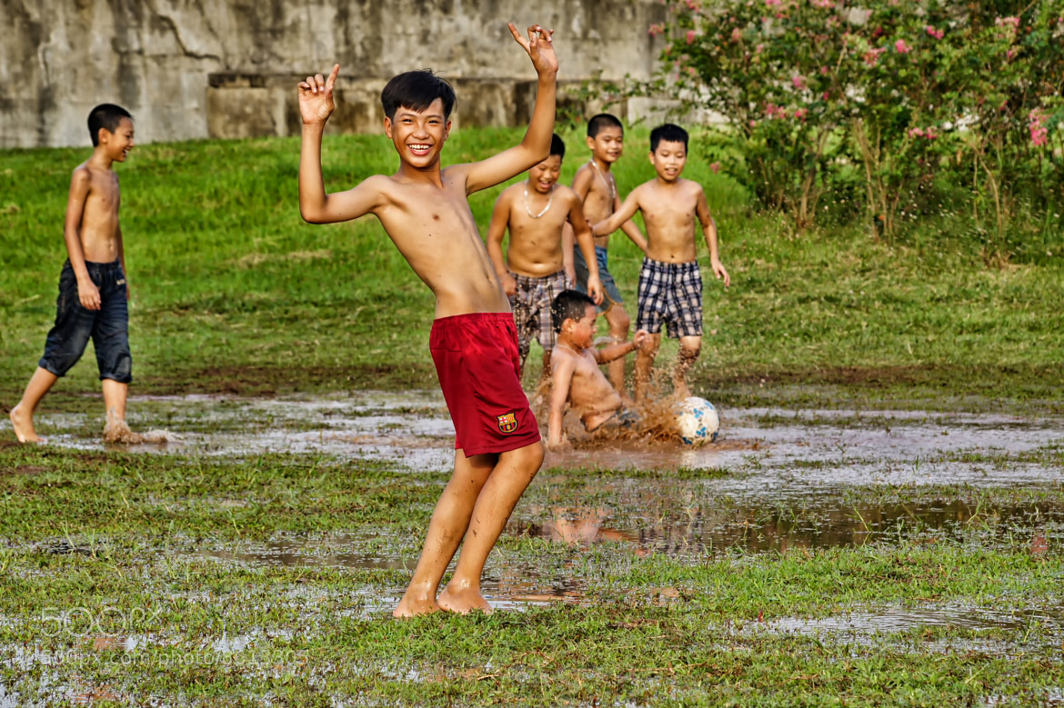 Photograph Football by Addy Chuang on 500px