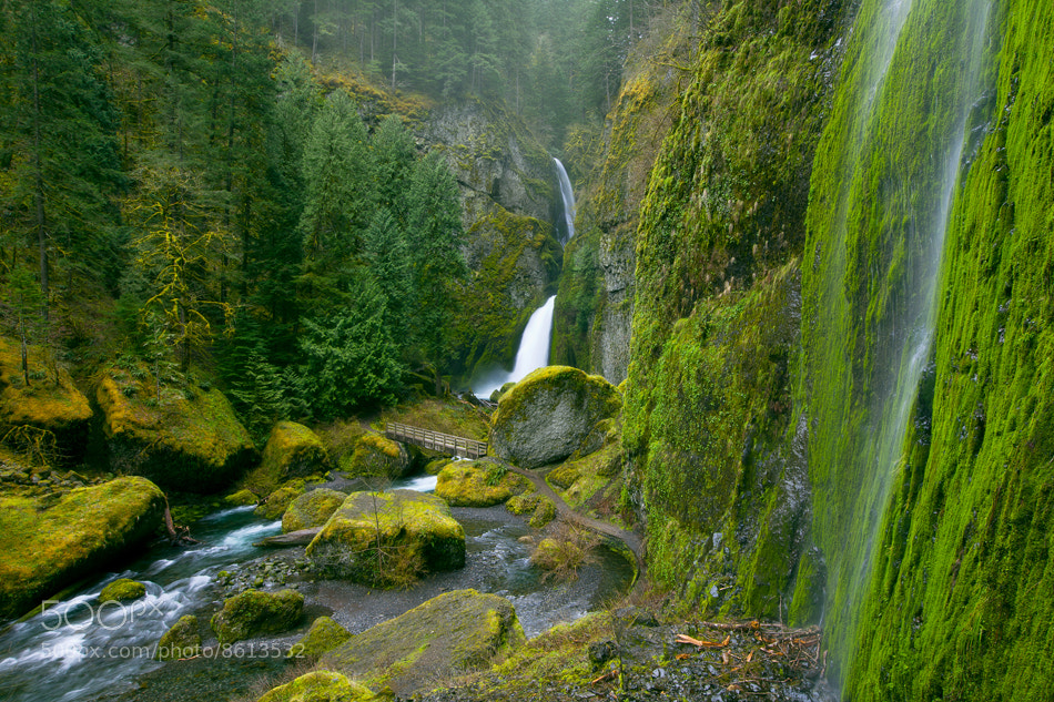 Photograph Columbia River Gorge by Vadim Dmitriyev on 500px