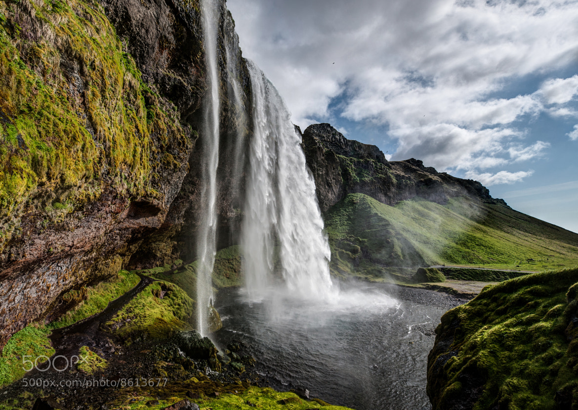 Photograph Seljalandsfoss by .Vulture Labs on 500px