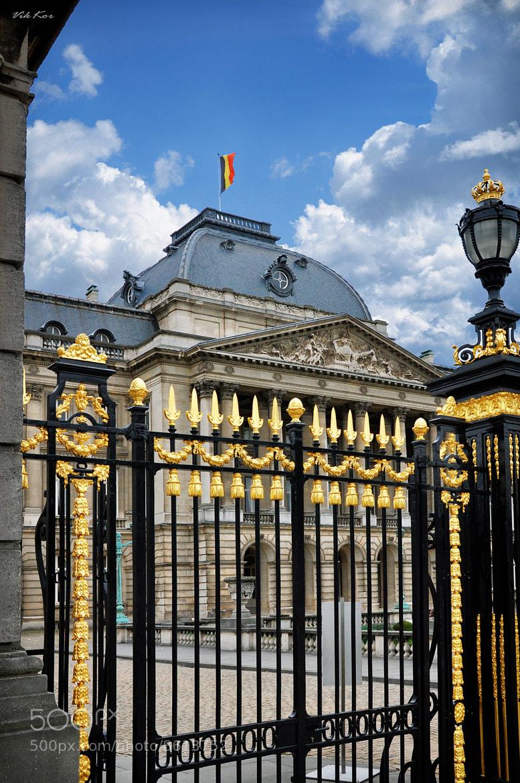 Photograph Royal Palace of Brussels by Viktor Korostynski on 500px