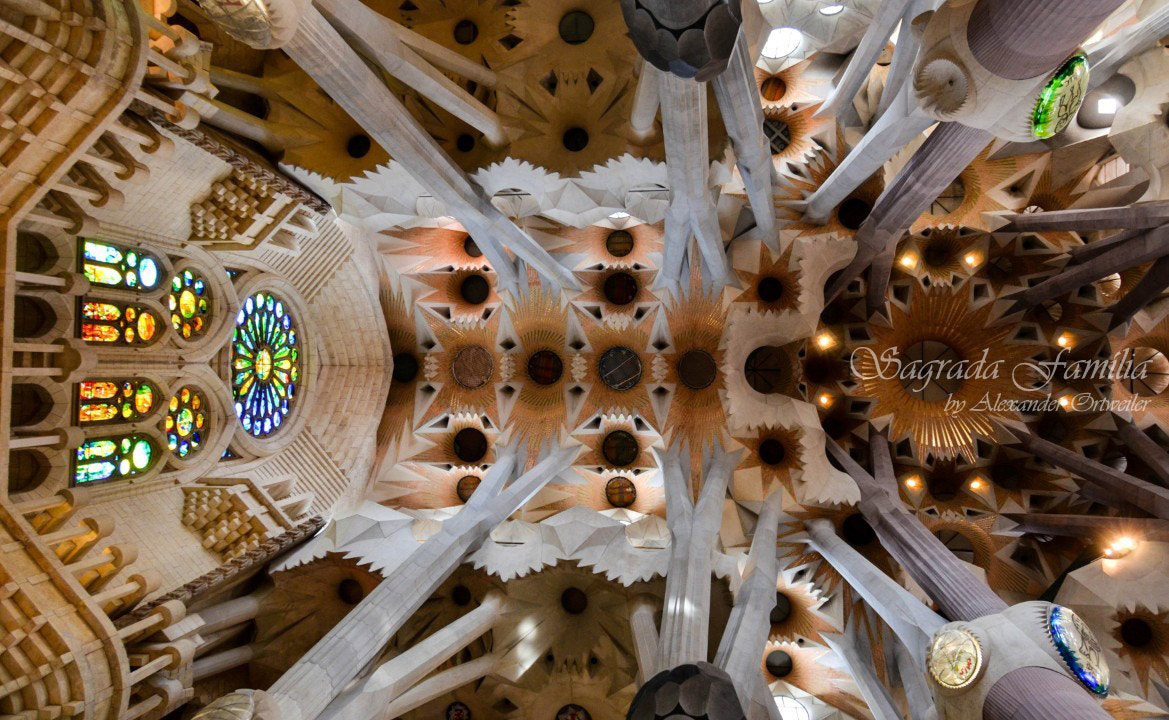 Photograph Sagrada Família by Alexander Ortweiler on 500px