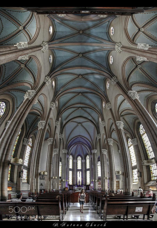 Photograph *St. Antuan Church* by erhan sasmaz on 500px